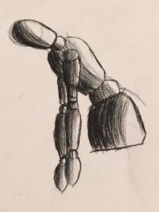 Sketch by Anna Martinez